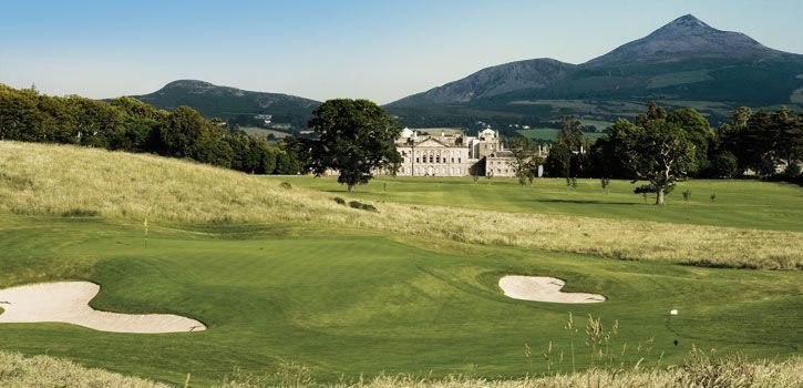 Powerscourt Golf Club, Home of the Championship East & West courses. Both courses are currently rated among Irelands Top 20 Parkland venues. www.powerscourt.ie/golfclub