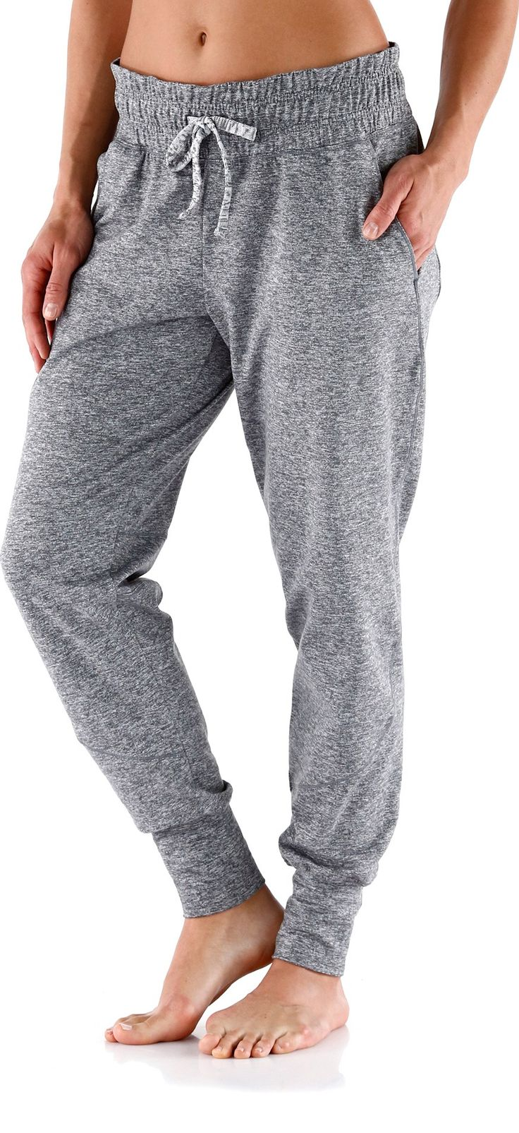 These are the BEST pants EVER!!  Comes in Reg and Petite.  REI Tech Pants - Women's Petite Sizes - REI.com