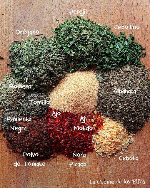 Hierbas Italianas / Italian Spice&Herbs Mix