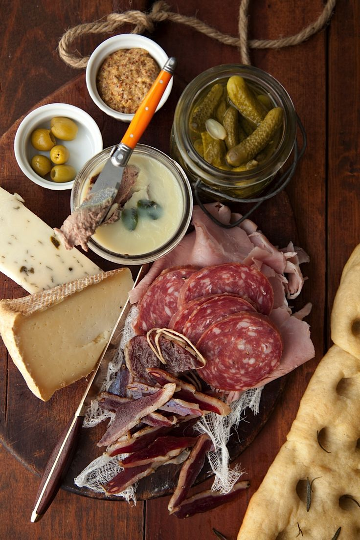 Charcuterie Board too delicious! Imagine yourself at a cafe inside a medieval bastide village, glass of wine...exquisite!