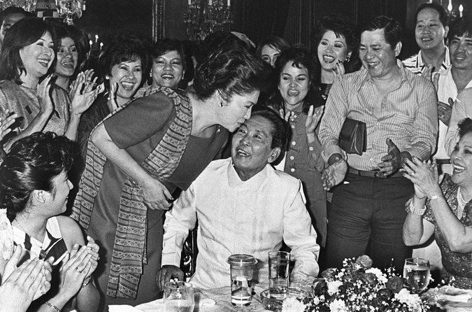 "NYT ""Some Filipions Still Yearn for Marcos"" 2/24/16 Ferdinand Marcos Jr., son of the former dictator, is leading his family's political resurgence as the outrage that led to the 1986 ""People Power"" revolution fades."