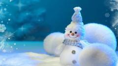 Snowman Wallpaper 4170