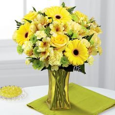 The FTD® Lemon Groove™ Bouquet Mercy's Flowers 5500 W Flagler St Coral Gables, FL 33134 (305) 264-5053 mercysflowersonline.com Mercy's Flowers provides flower and gift delivery to the Miami, FL area. Send flowers for any occasion. We offer a large variety of fresh flowers and gifts. Enjoy the convenience of safe and secure ordering online 24 hours a day. The goal is to exceed our customers' expectations with quality, value and professional service. #summerfun #summer2016 #bestflorist