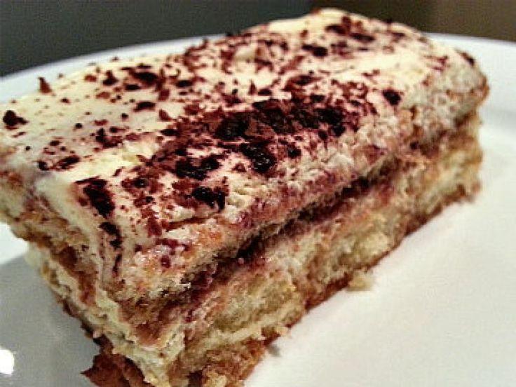 Kávové tiramisu - recept - Vaše rady a tipy - Ako sa to robí.sk