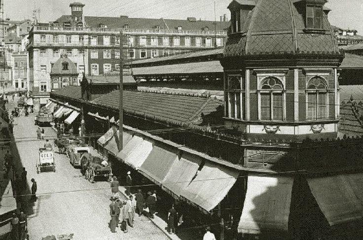Mercado da Figueira, 1885  (demolished)