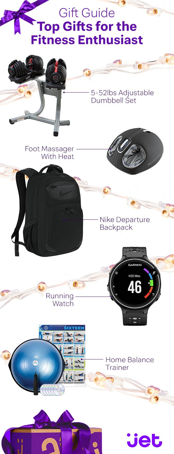 Discover the perfect holiday gifts for that fitness fanatic in your life at Jet.com. Find great deals on everything from the latest wearable tech to yoga mats. Shop the Gift Guide today.
