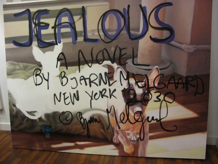 Jealous by Bjarne Melgaard