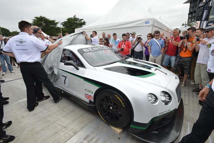 The Goodwood Festival of Speed took place from the 11th of July 2013 to the 14th of July at the Goodwood Racetrack in the United Kingdom. Bentley was also at the show where they displayed several of their cars, these included the Classic Bentley 4.5 liter, the Bentley Flying Spur and the Bentley Speed 8 Racing Car.