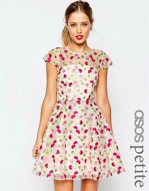 LA MODA ME ENAMORA : 15 vestidos para primavera verano llenos de colorido