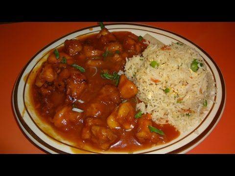How to make Chinese Chicken Manchurian