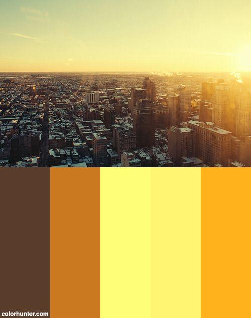*** Color Scheme
