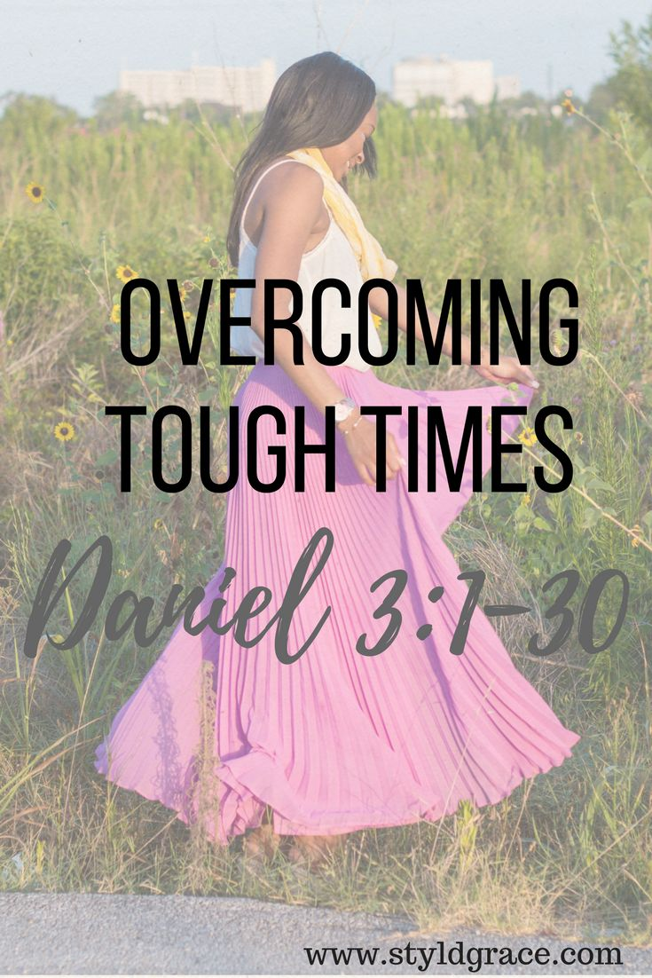 Overcoming Tough Times// Styl'd Grace// Houston- based fashion & lifestyle blog by Brittainy Perry