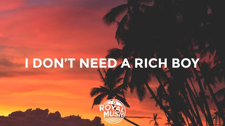 Galantis - Rich Boy ( Lyrics / Lyric Video)