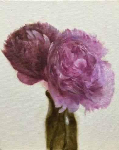 Edina Art Fair, painting by artist Jonathan Aller