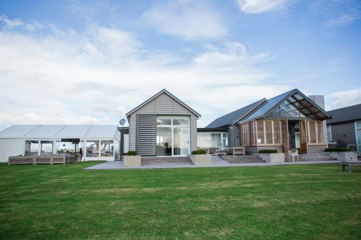 The venue: Oneroa Bay Vineyard, Waiheke Island , NZ