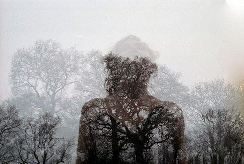"""Double Exposure"" #07 __ Photography: Oliver Morris __ #inspiration #creativity #concept #art #art_direction #digital #photography #digital_photography #oliver_morris #portrait #people #exposure #double_exposure #booooooom"
