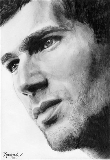 Stars Portraits - Portrait au graphite tutorial