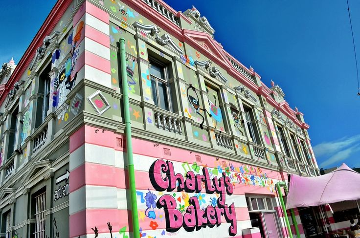 Is This The Most Colorful Bakery In The World?