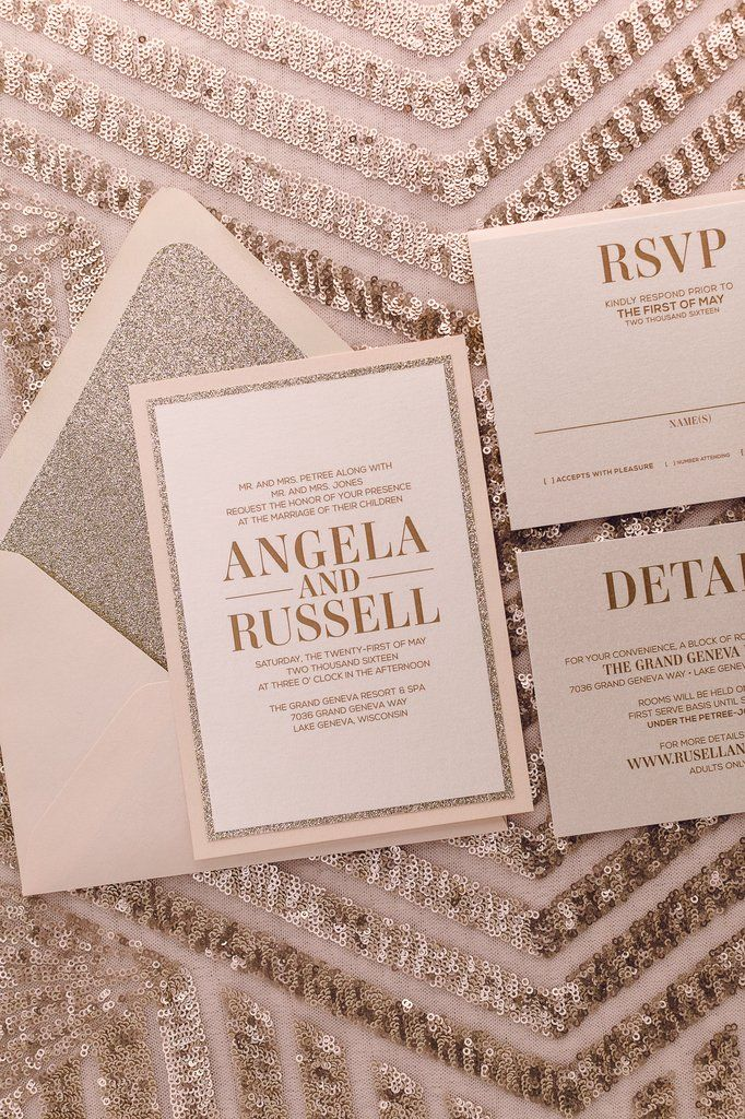 ANGELA Suite STYLED Fancy Glitter