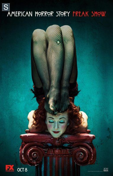 American Horror Story - Freak Show - 2014 ----