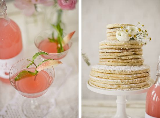 Rise and Dine Brunch Inspiration by Ginny Branch via Somewhere Splendid. Images by Harwell Photography.Tiered Pan Cak, Brunches Inspiration, Brunch Party, Pancakes Layered, Brunches Parts, Brunches Pancakes, Layered Cake, Pancakes Cake, Dining Brunches