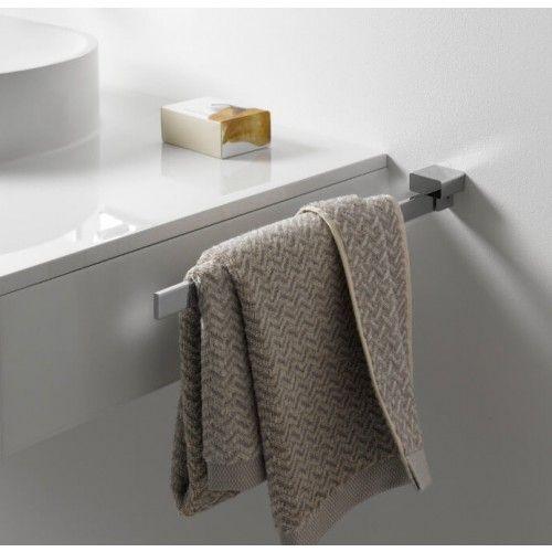 Handtuchhalter Dusche Ohne Bohren : Handtuchstange Loft Starre und einarmige Handtuchstange im zeitlosem