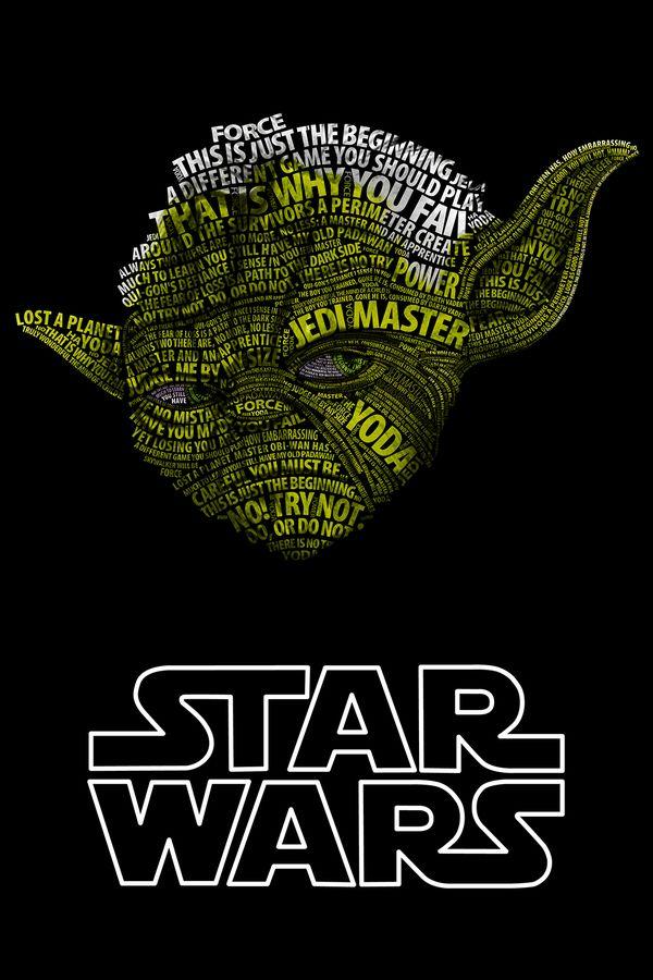 Star Wars by Vladislav Poliakov, via Behance