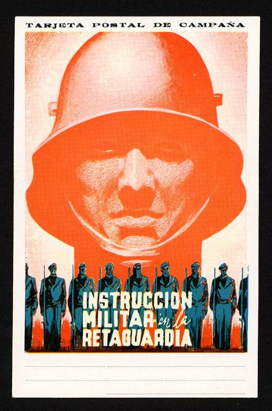Spanish Civil War Poster -