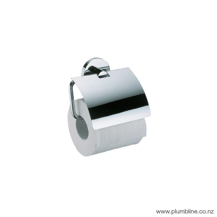 Tube Toilet Roll Holder With Cover