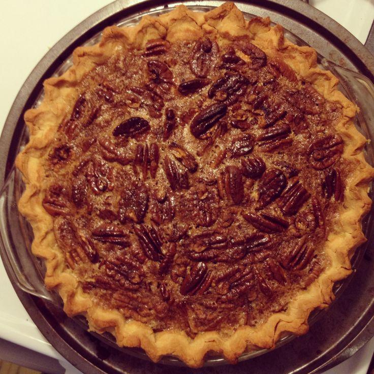 Ree Drummond-pioneer woman pecan pie | Recipes | Pinterest