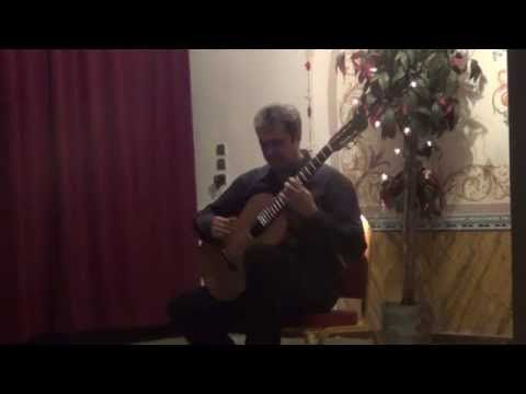 Romance-Capricho Arabe-Aire Vasco(Miltos Chadjikalfas) - YouTube