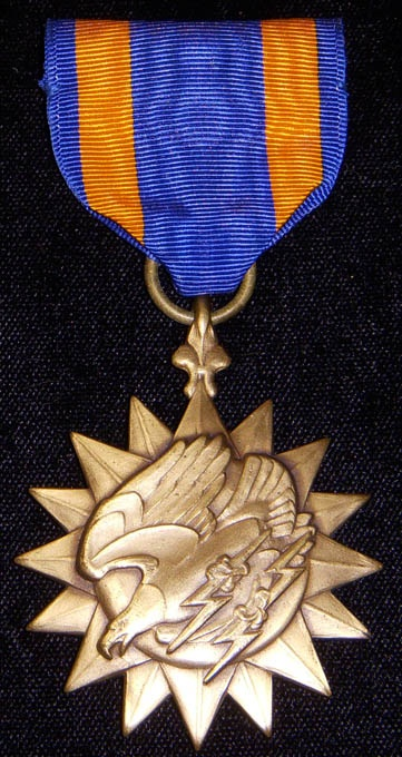 WW II Air Medal World War II Accessories & Clothing