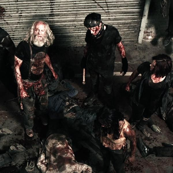 http://www.syfy.com/znation A group of survivors must cross the country with a possible cure for the zombie apocalypse.