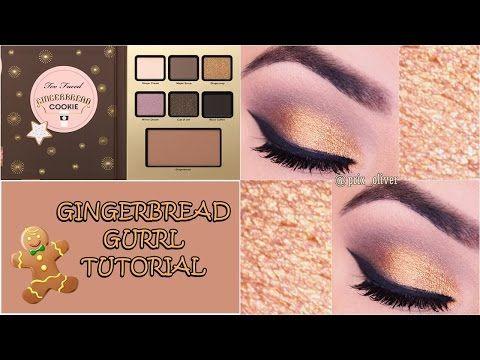 Too Faced Grande Hotel Cafe | Peppermint Moca Palette Makeup Tutorial - YouTube