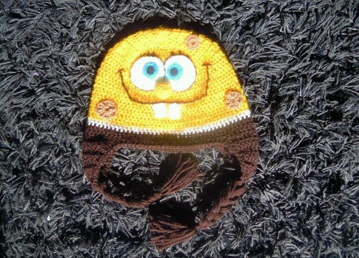 24 best bob esponja crochet images on Pinterest | Bob esponja ...