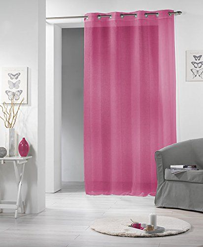 Douceur d'Intérieur 1623096 - Cortina, color rosa