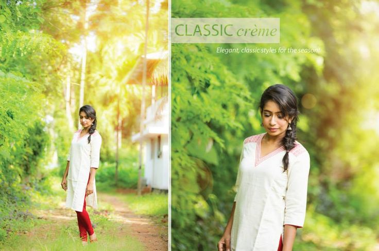 Classic crème - Elegant, soft cotton anarkalis and kurtas in classic shades of white and off-white..  Shop at http://www.shalinijamesmantra.com/classic-creme.html#white and off white kurtas online#classic creme collection of mantra