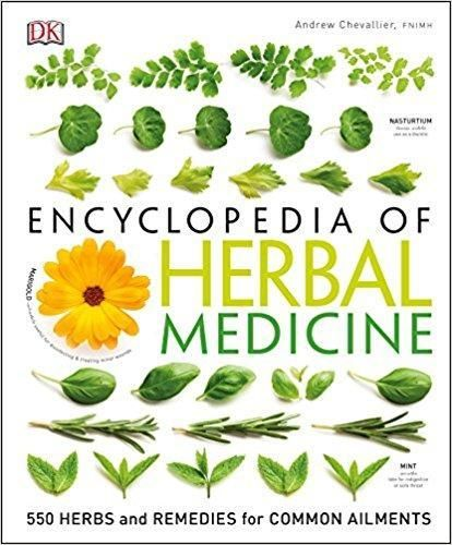 Encyclopedia of Herbal Medicine 3rd Edition by Andrew