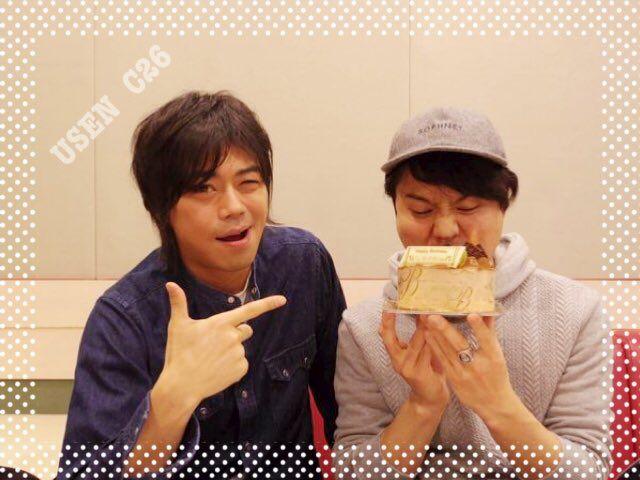 """浪川 大輔 - Daisuke namikawa, congratulations on your birthday! This week """"INO free INO free (hairunojiyuu) in the celebrated 🎉 (2017)"""