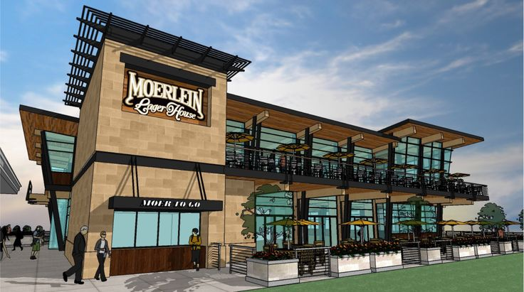 Smale Riverfront Park - Moerlein Lager House