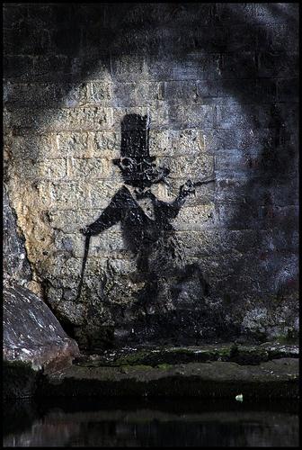 Banksy - Aristorat