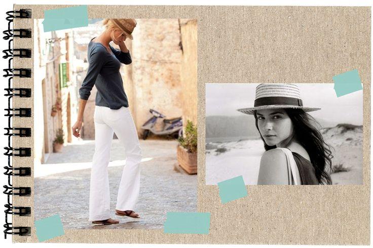 Panama Hats Inspiration
