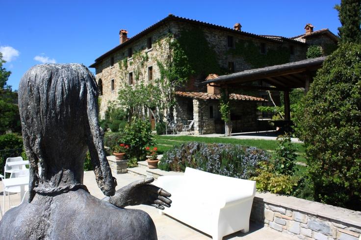 Welcome to Borgo Corsignano