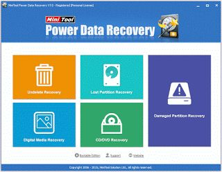 Lisans Bul: MiniTool Power Data Recovery Pro Key