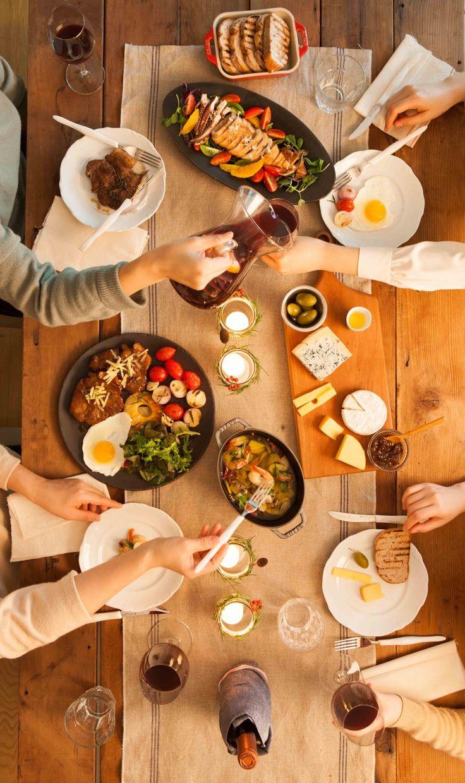 연말 홈파티를 준비하는 당신에게 꼭 필요한 테이블 세팅 꿀팁! : 네이버 포스트
