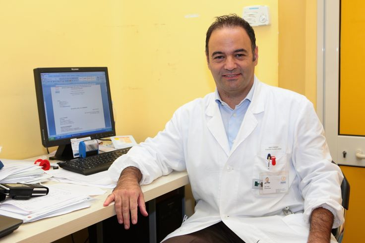 Fabrizio Rao, pneumologo