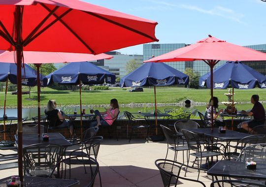 Want a great selection of beers for your patio drinking? Head to Firehouse Grill in Blue Ash.