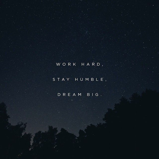 030 • Work hard, stay humble, dream big. http://ift.tt/1D52GN2
