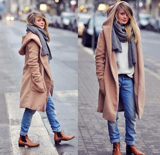 Lässiger Winter Look für den Alltag ♥ stylefruits Inspiration