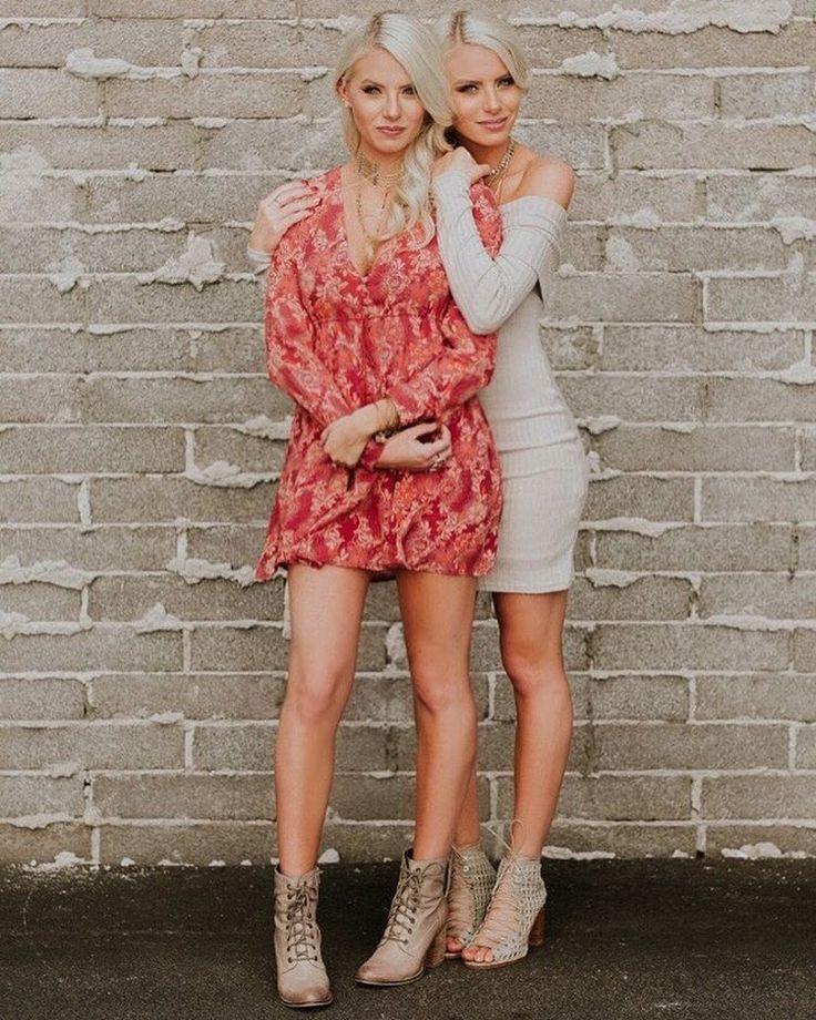 Emily Ferguson and Haley Ferguson -